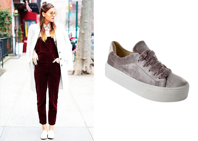 Veludo é tendência de inverno 2017 veja como a moda chegou nos sapatos