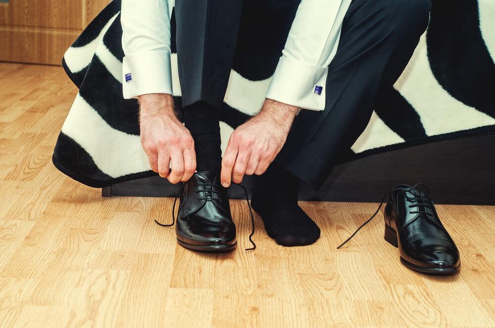 combinar sapato com cinto