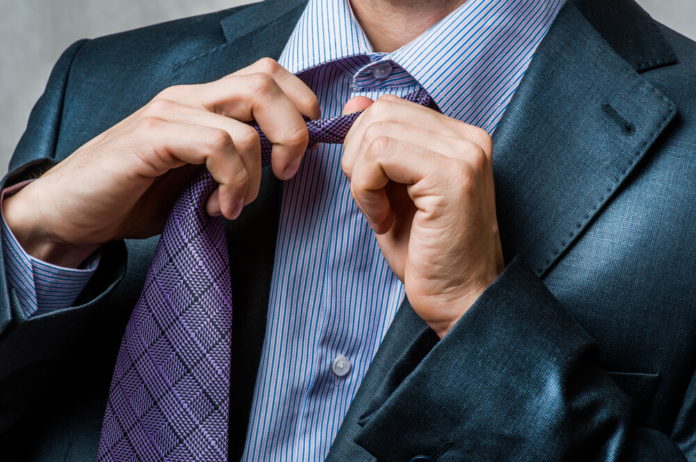 combinar gravata