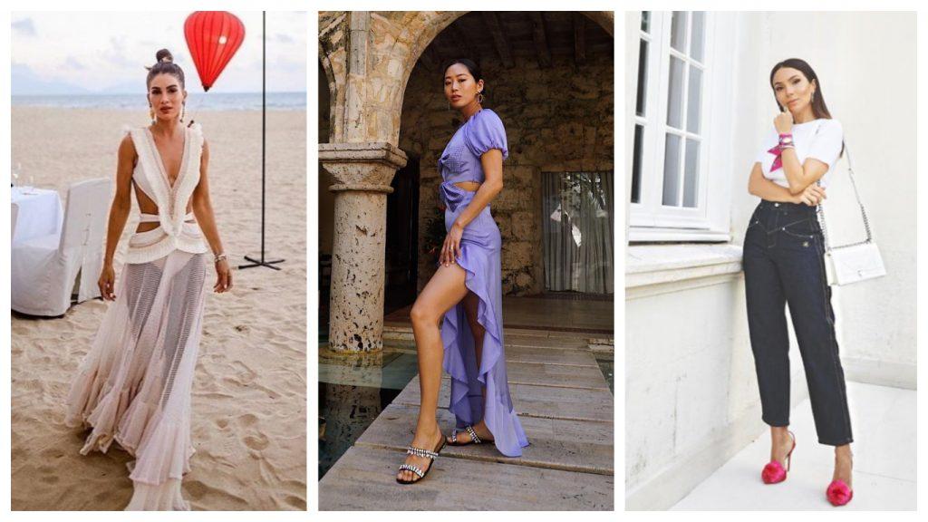 Looks da moda o que as influencers de moda estao usando