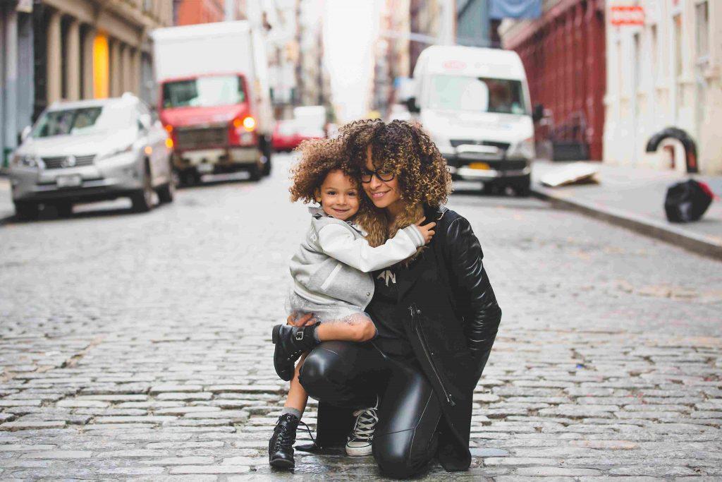 roupas para mães e filhas