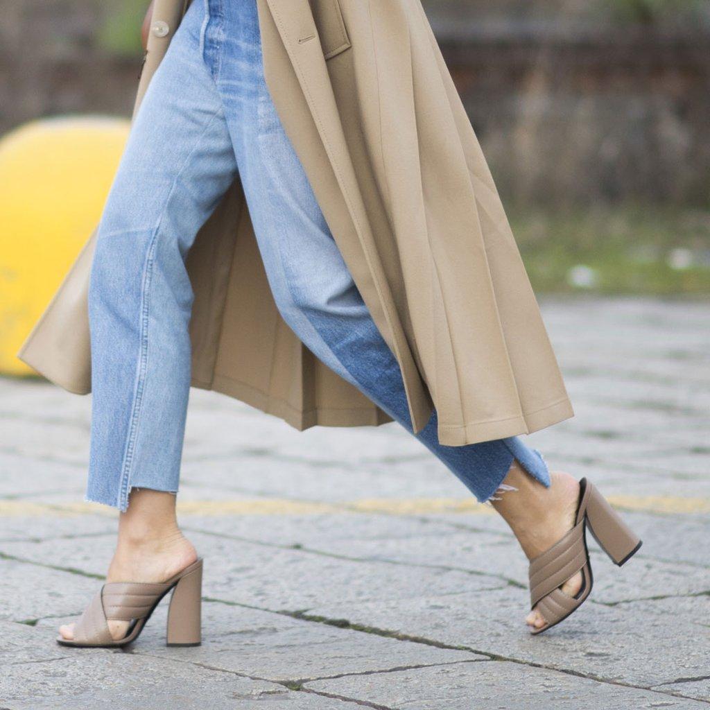 Sapato mule: saiba como usar