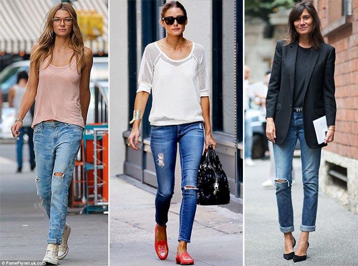 Como desfiar calça jeans: 5 maneiras fáceis