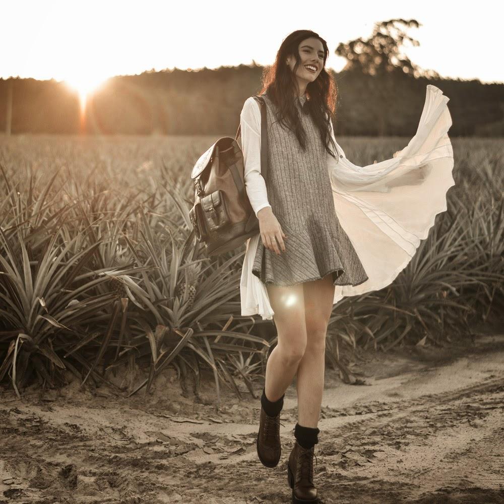 Bota cano curto marrom aprenda a usar com todo tipo de roupa
