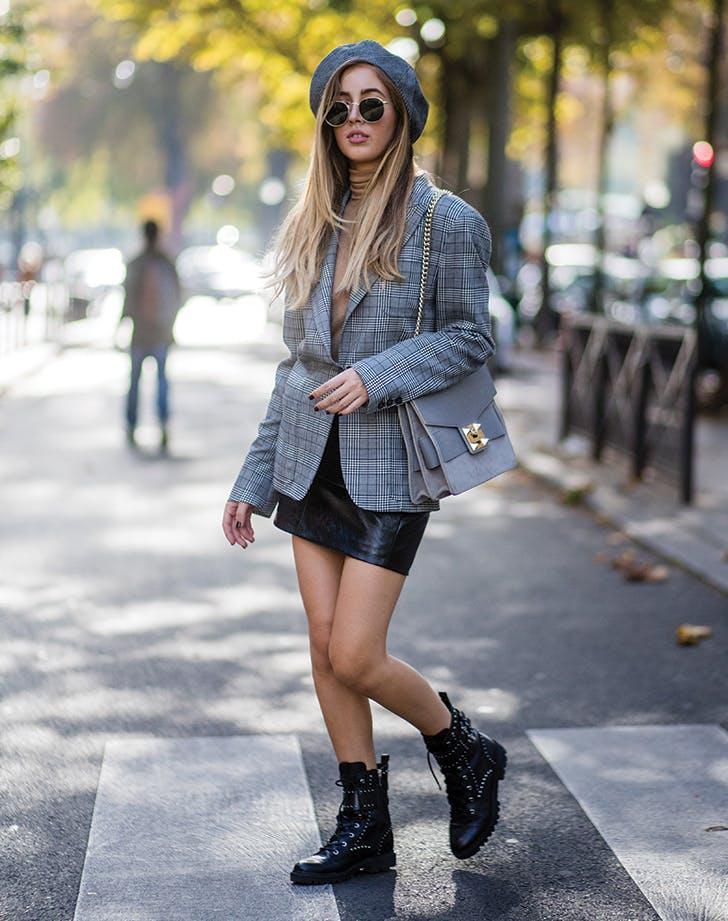 Como usar saia com bota e ficar linda