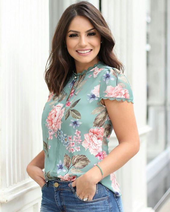 Modelos de blusas evangelicas o que está em alta