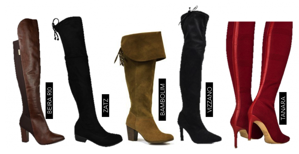 Radar Fashion Botas Over the Knee (1)