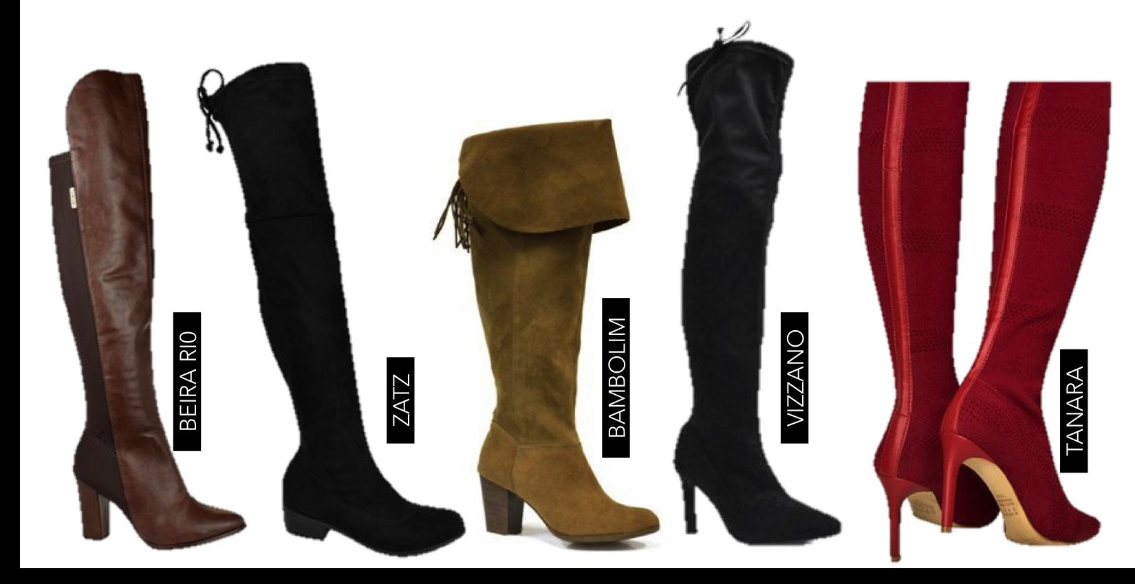 Radar Fashion Botas Over the Knee (1)