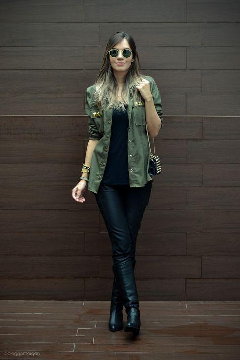 Aprenda a usar a classica bota montaria preta feminina