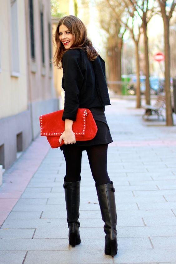 Aprenda a usar a classica bota montaria feminina em um street look