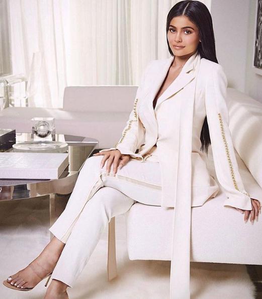 Kylie Jenner em 20 looks para voce usar