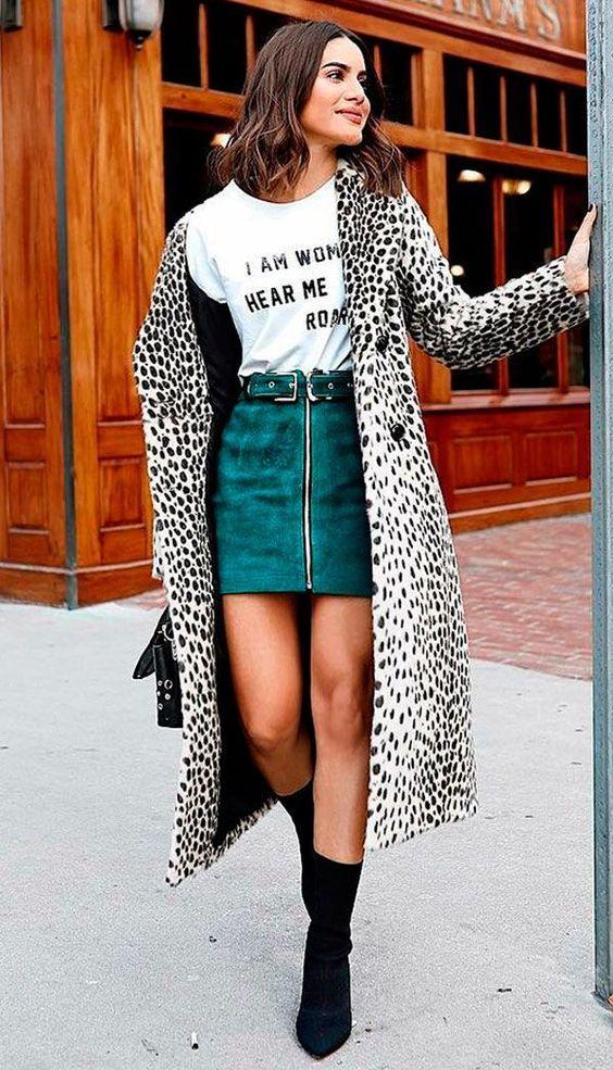 Saiba usar modelos de camisetas como as fashion girls