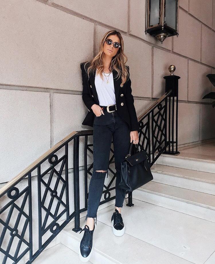 17 modelos de blazer para um toque elegante em seu look