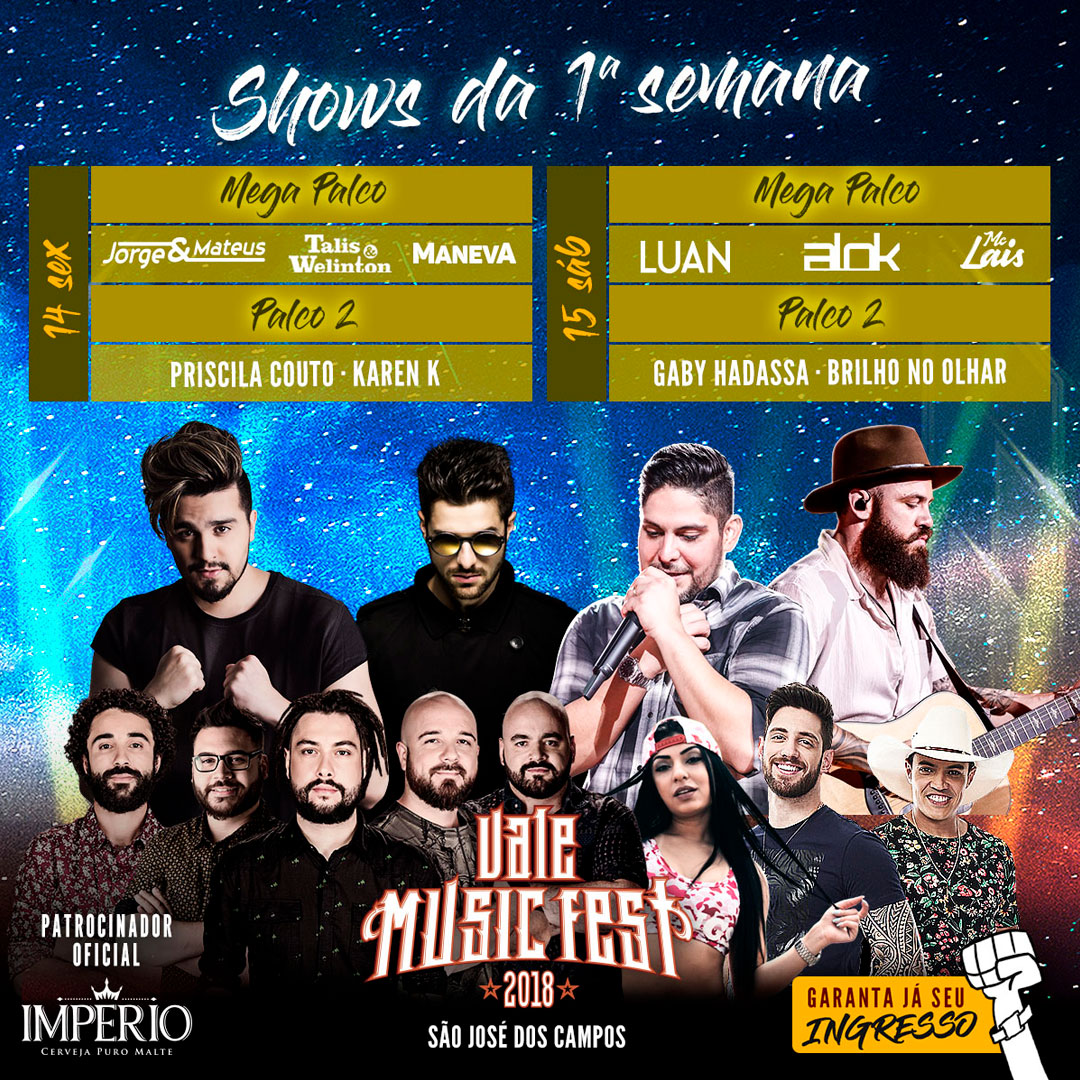 vale music fest 2018