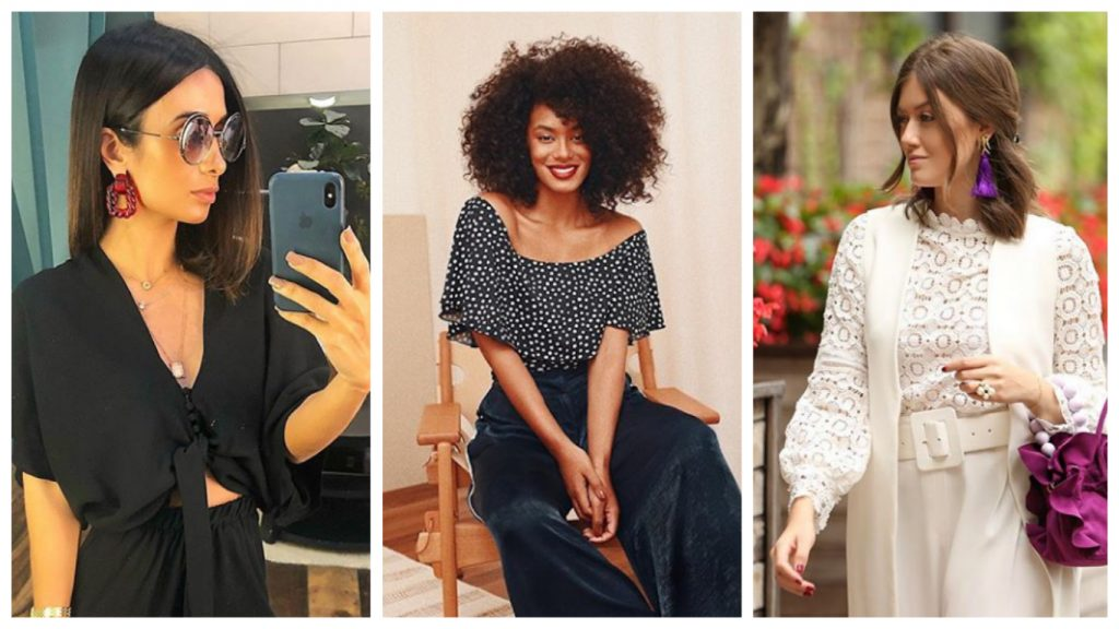 Blusas da moda 2019 quais os modelos mais bombados