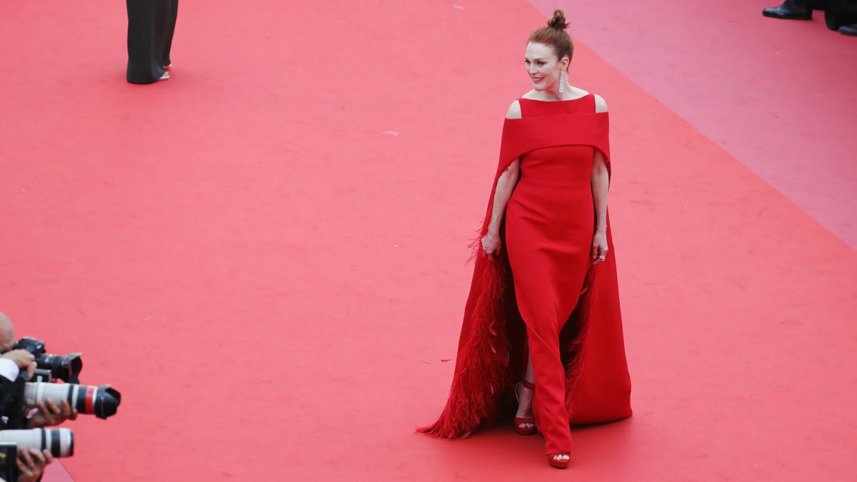 Vestido vermelho para mulheres poderosas