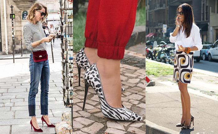 Clássicos repaginados: os scarpins em versões diferentes do tradicional vão deixar seus looks icríveis!