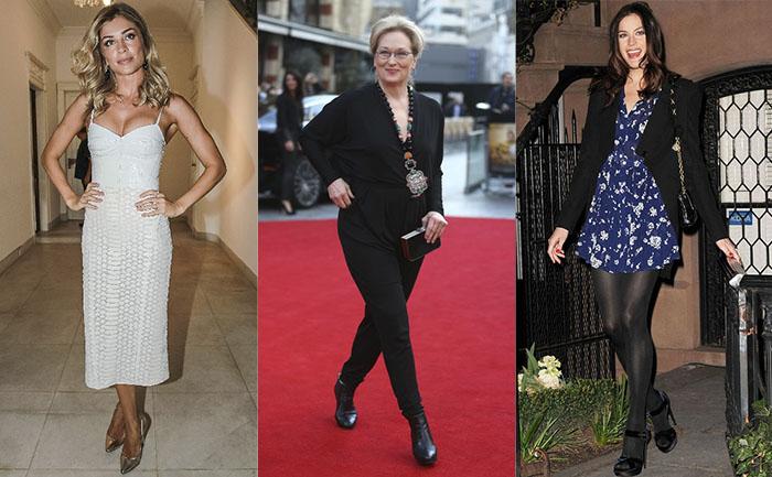 Looks femininos e moderninhos são a cara das cancerianas, e essas 12 celebs podem provar!