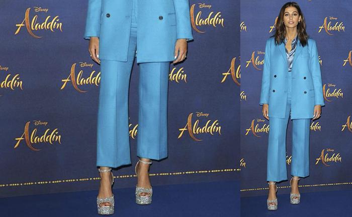 Girl crush: 12 looks de Naomi Scott - a Jasmine do filme Aladdin - para te inspirar!