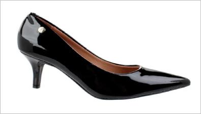 Sapato de Slato Brilhante Oscar Calçados