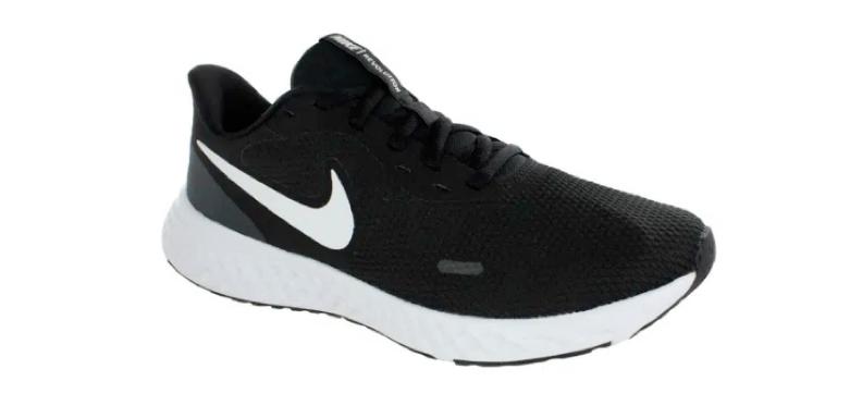 Tênis Nike Revolution 5 Black/White