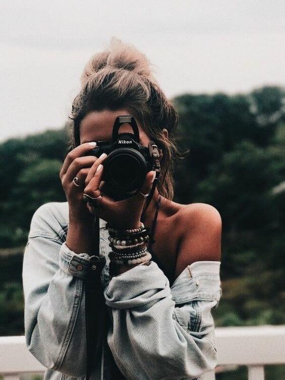 looks para fotos no Instagram