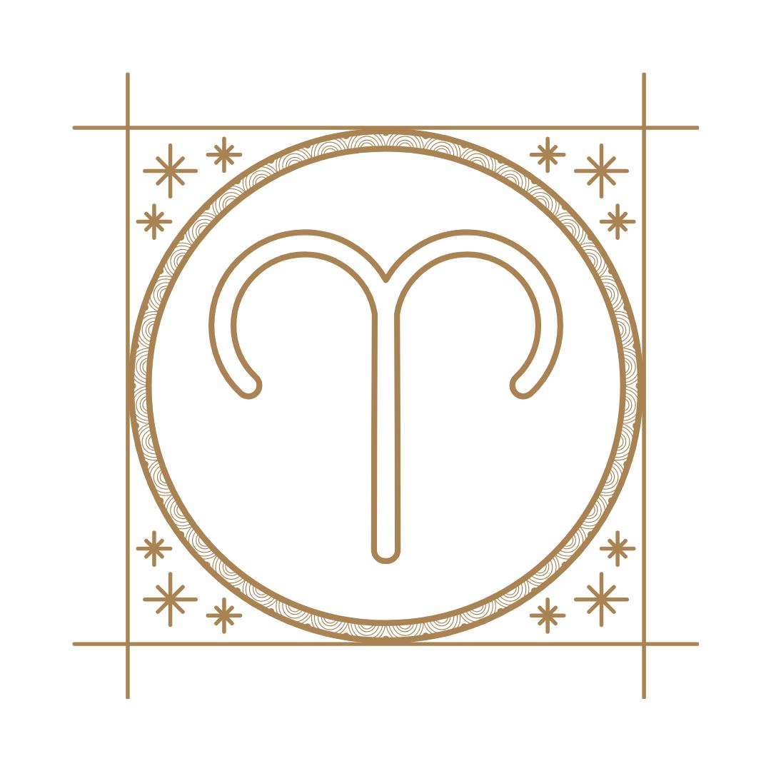 símbolo do signo de áries