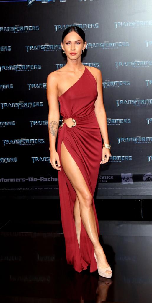 Vestido vermelho formal e sensual