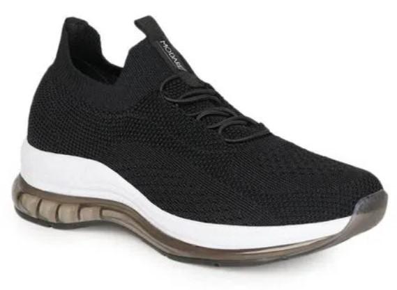 sapatos femininos confortáveis: tênis preto