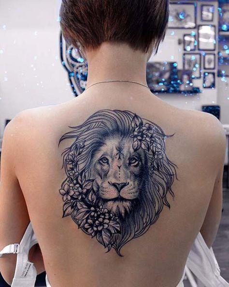 tatuagem-leao-linhas-grossas