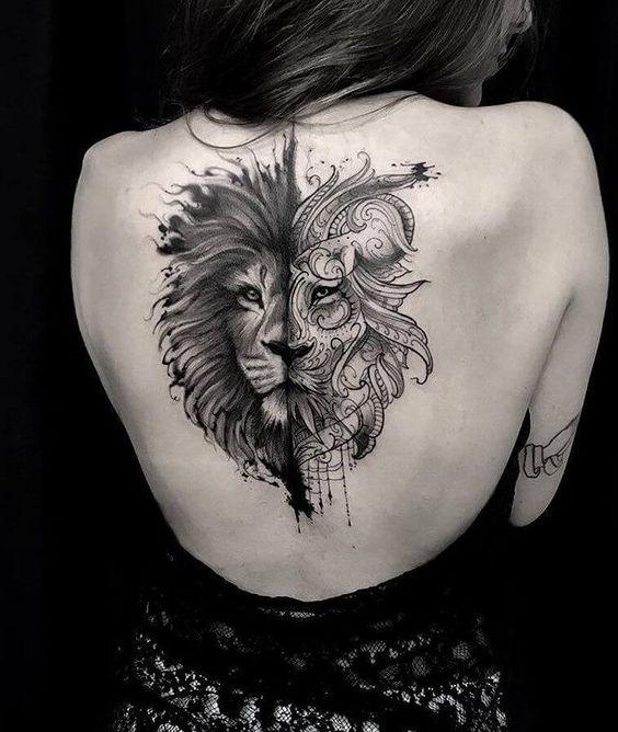tatuagem-leao-com-mandala-detalhes